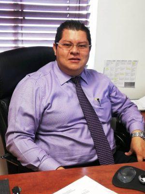 Dr. CARLOS EDUARDO RODRÍGUEZ MORENO